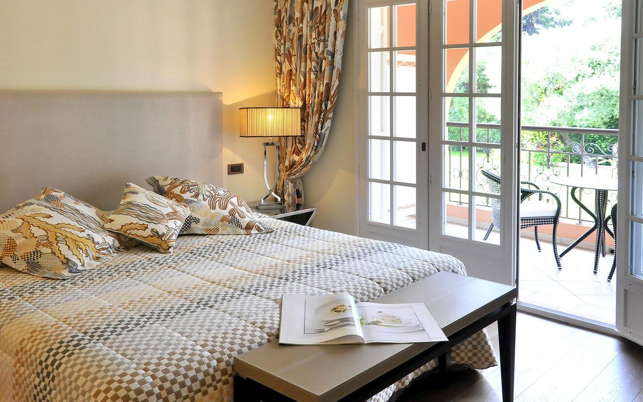 Chambre Deluxe Impérial Garoupe Cap d'Antibes