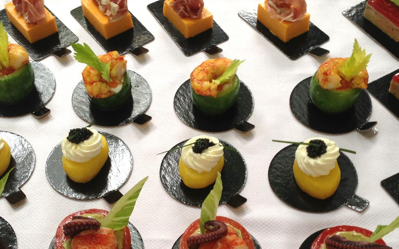 Catering service Impérial Garoupe Cannes